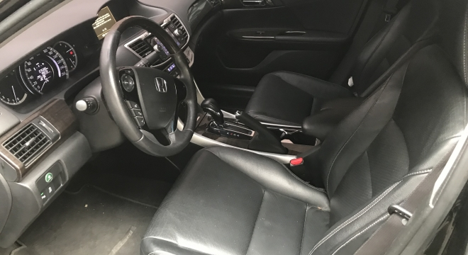 2014 Honda Accord 3.5 SV AT V6