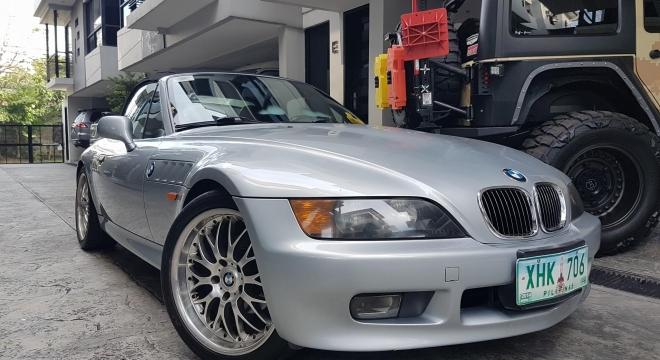 2003 BMW Z3 2.0L MT Diesel