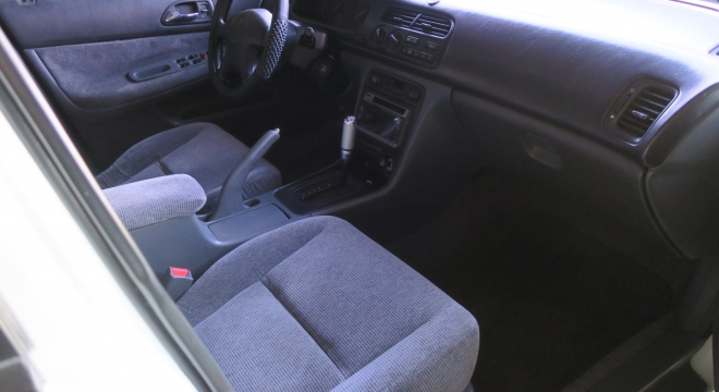 1998 Honda Accord 2.3L AT Gasoline