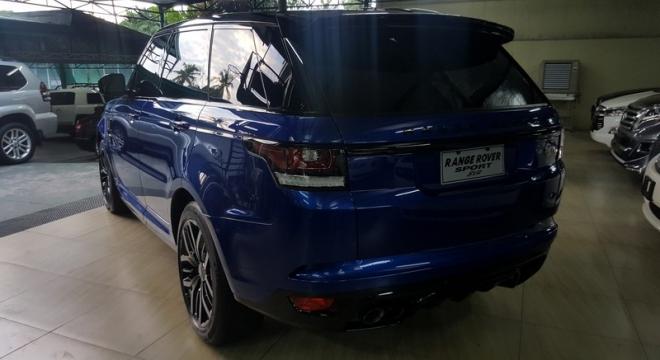 2016 Land Rover Range Rover Sport 5.0L AT Gasoline