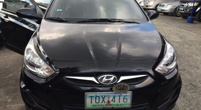2015 hyundai accent sedan 1.0l mt gasoline used car for sale in paranaque city, metro manila, ncr autodeal