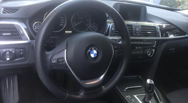 2016 BMW 3-Series Sedan 1.8L AT Diesel
