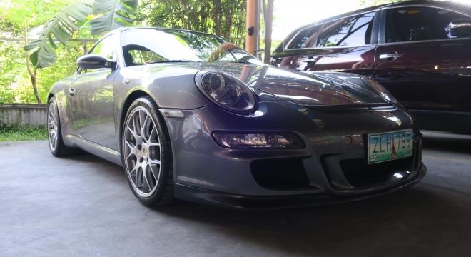 2007 Porsche 911 Carrera S 3.8L AT Gasoline
