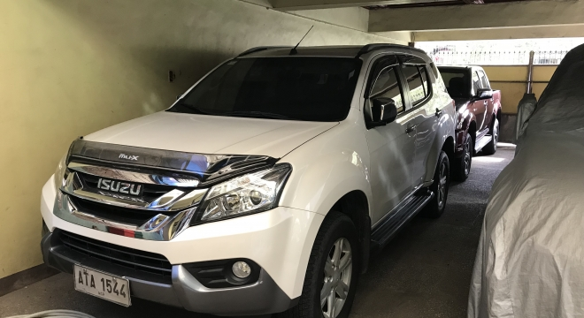 2015 isuzu mu-x 2.5 ls-a 4x2 at used car for sale in quezon city, metro manila, ncr autodeal