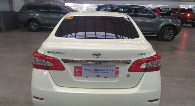 2016 Nissan Sylphy 1.8 CVT