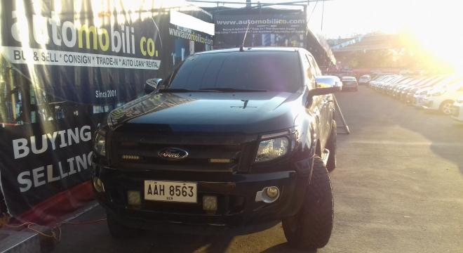 2014 Ford Ranger 2.2L AT Diesel