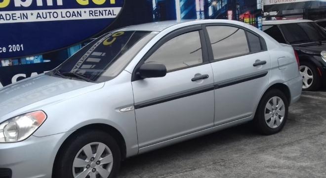 2009 Hyundai Accent Sedan 1.5 CRDi MT