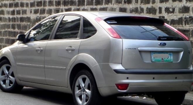 2008 Ford Focus Hatchback 1.8 Ghia AT