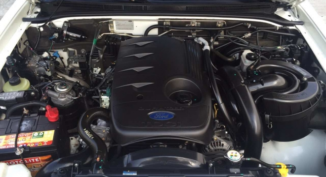 2015 Ford Everest 2.5L MT Diesel