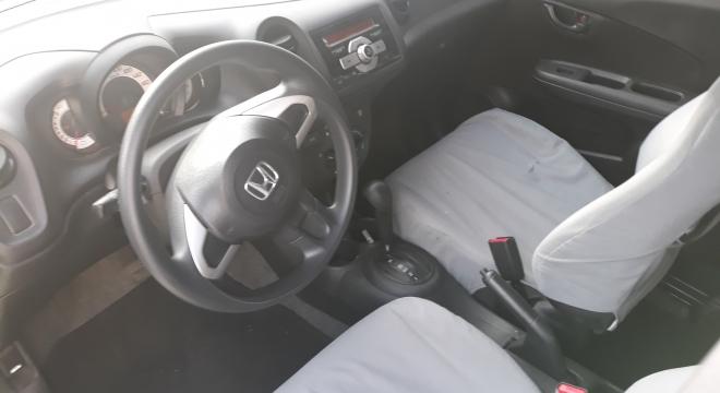 2015 Honda Brio 1.3L AT Gas