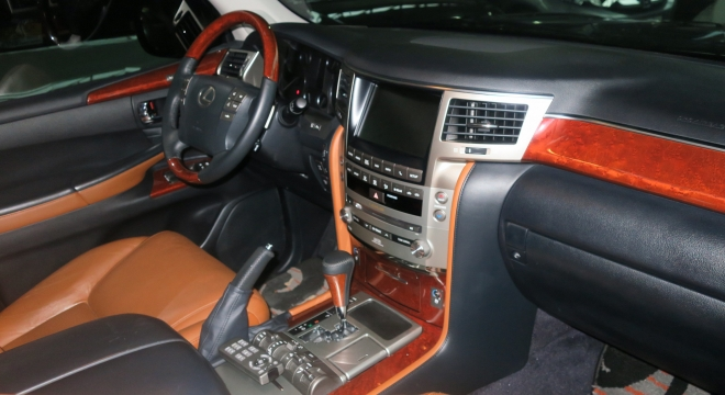 2013 Lexus LX570 5.7L V8