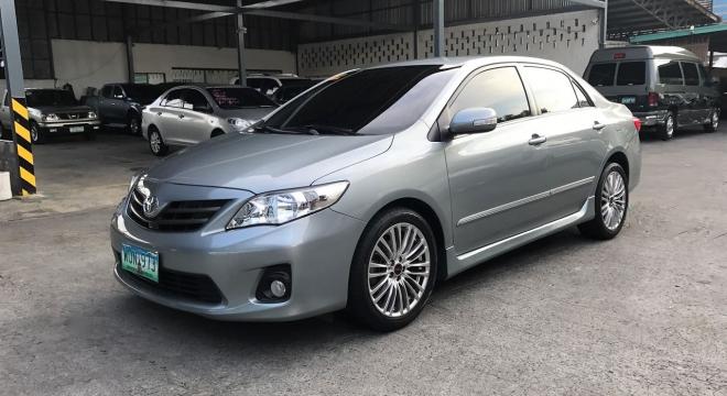 2014 Toyota Corolla Altis 1.6L AT Gasoline