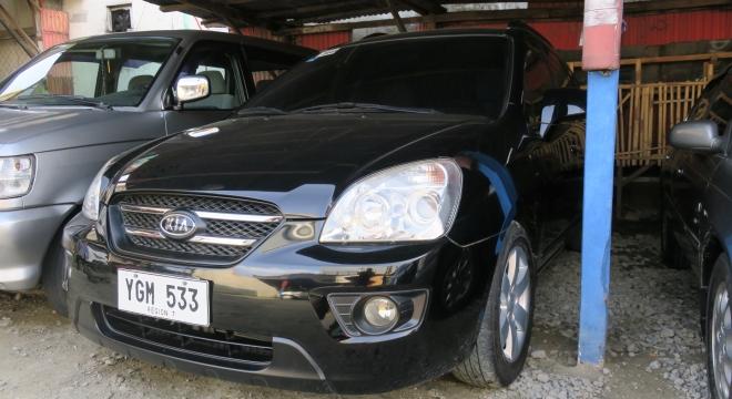 2009 Kia Carens 2.0L EX A/T
