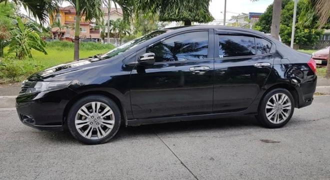 2013 Honda City 1.5L AT Gasoline