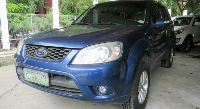 2010 Ford Escape 2.3L AT Gasoline