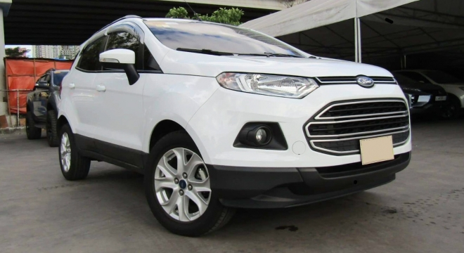 2016 ford ecosport trend at used car for sale in makati city, metro manila, ncr autodeal
