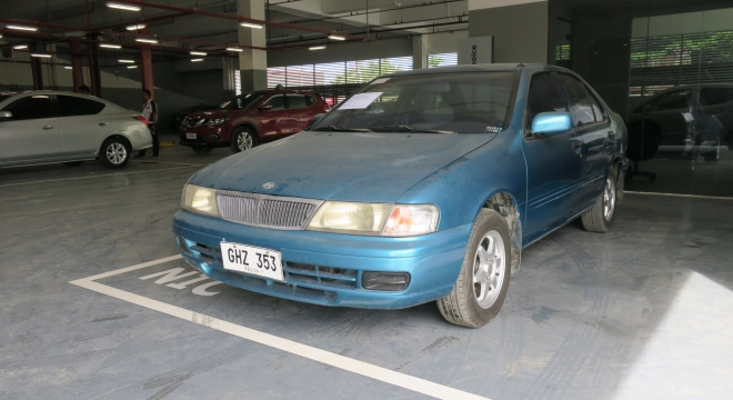 1999 Nissan Sentra 1.3L MT Gasoline