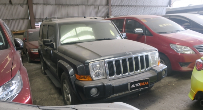 2008 Jeep Commander 4.7L Limited