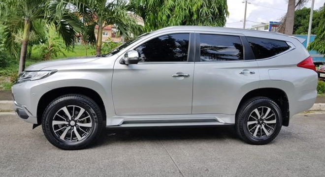 Used Mitsubishi Montero Sport Cars For Sale In The Philippines