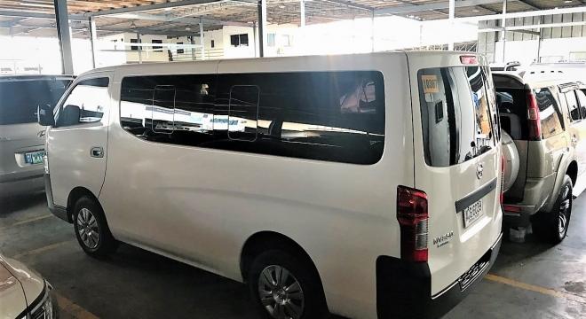 2016 Nissan NV350 Urvan VX18