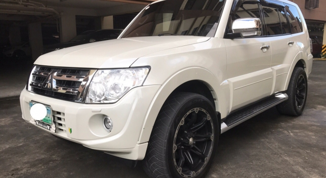 Used Mitsubishi Pajero Cars For Sale In The Philippines Autodeal