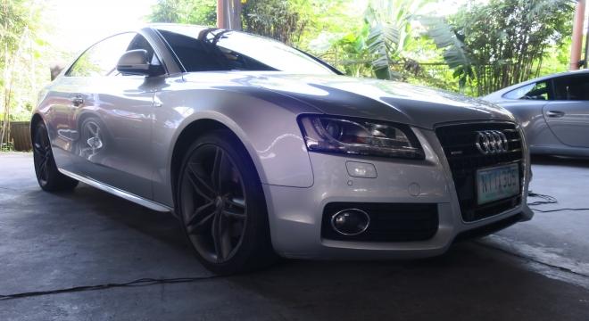 2009 Audi A5 Coupe