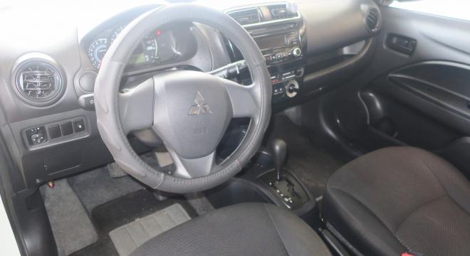 2016 Mitsubishi Mirage G4 GLX AT