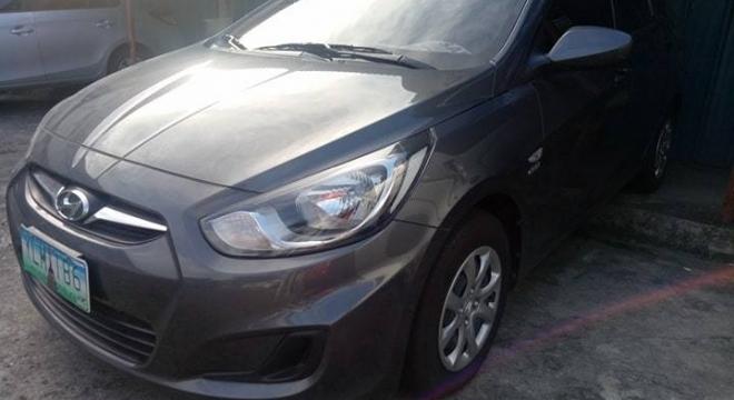 2013 Hyundai Accent Sedan GL Gas MT
