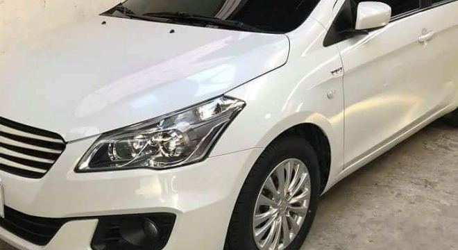 2017 Suzuki Ciaz 1.4L AT Gasoline