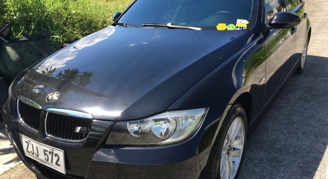 2007 BMW 3-Series Sedan 316i