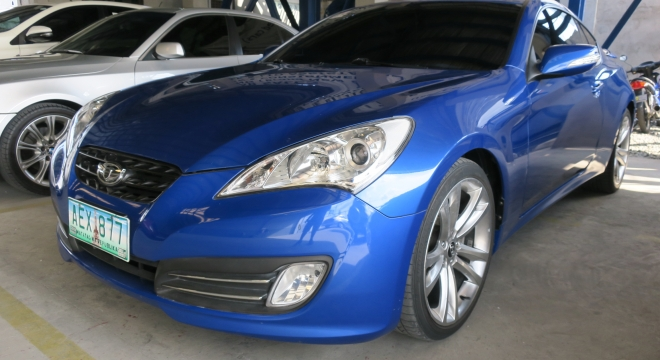 2010 Hyundai Genesis Coupe 3.8 V6 Brembo AT