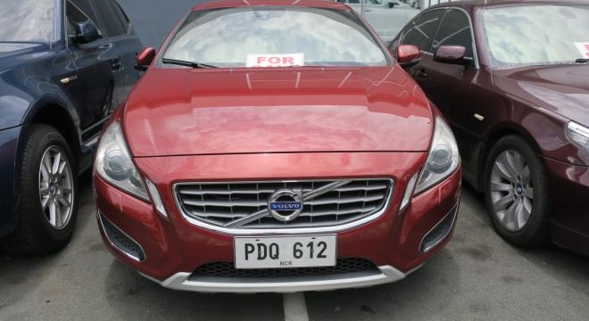 2011 Volvo S60 2.0L AT Gasoline