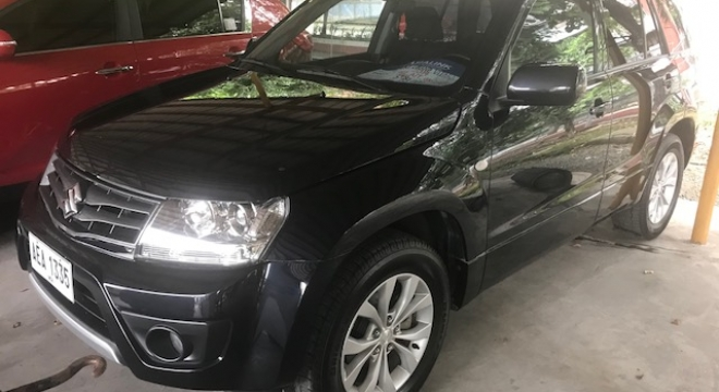 2014 Suzuki Grand Vitara 2.4L AT Gasoline