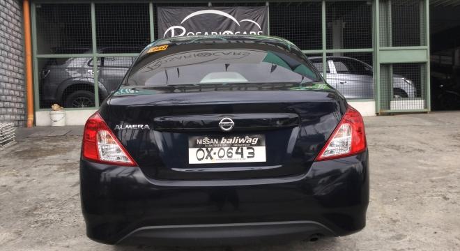2017 Nissan Almera 1.5L AT Gasoline