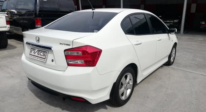 2012 Honda City S AT