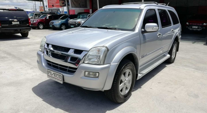 2006 isuzu alterra 3.0l at diesel used car for sale in san fernando city, pampanga, central luzon autodeal