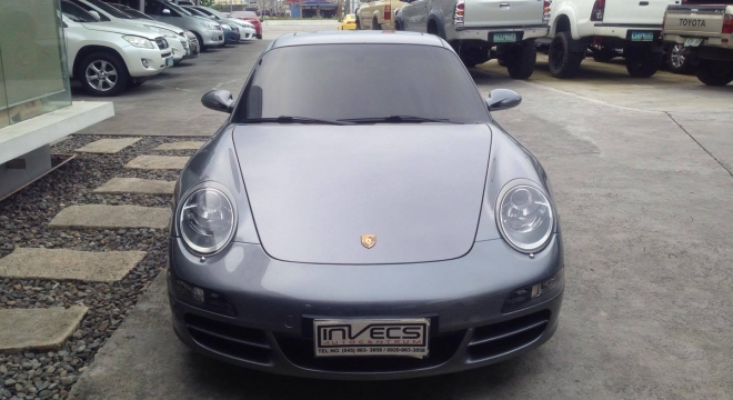 2005 Porsche 911 Carrera 3.4L AT Gasoline