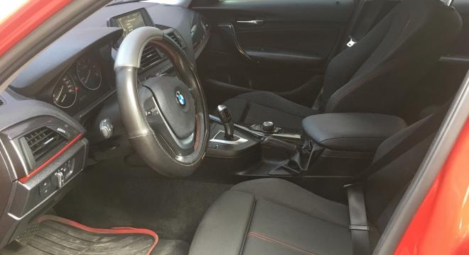 2012 BMW 1-Series Hatchback 118d