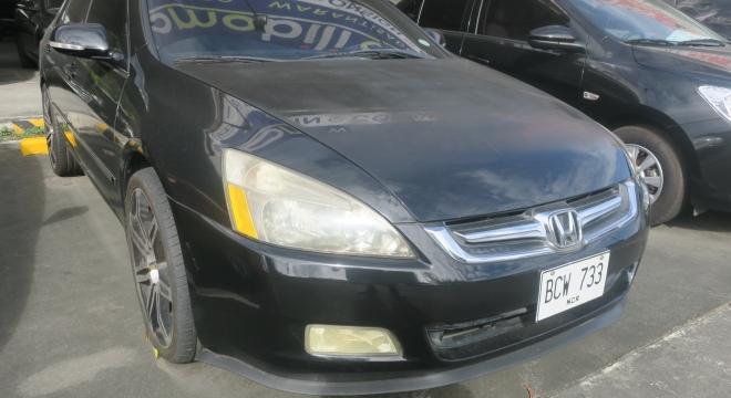 2008 Honda Accord 2.4 S AT