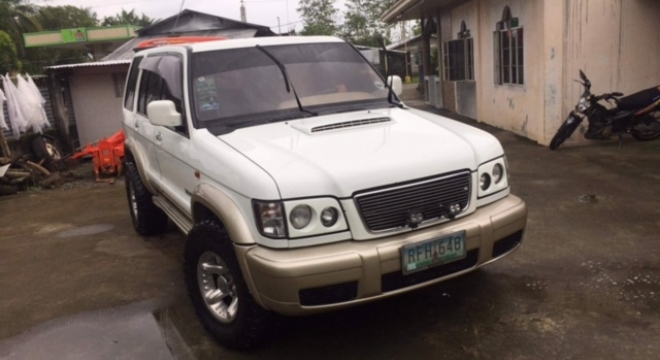 1994 Isuzu Trooper 3.0L AT Diesel Used Car For Sale In Alicia, Isabela,  Cagayan Valley | Autodeal