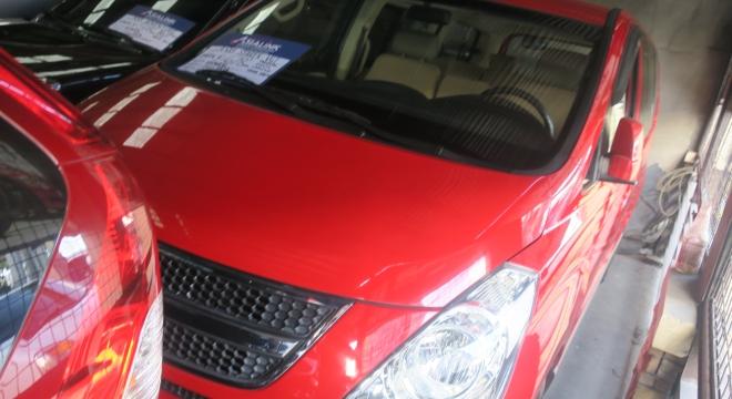 2008 Hyundai Grand Starex CRDi WGT GLS MT (12 str)