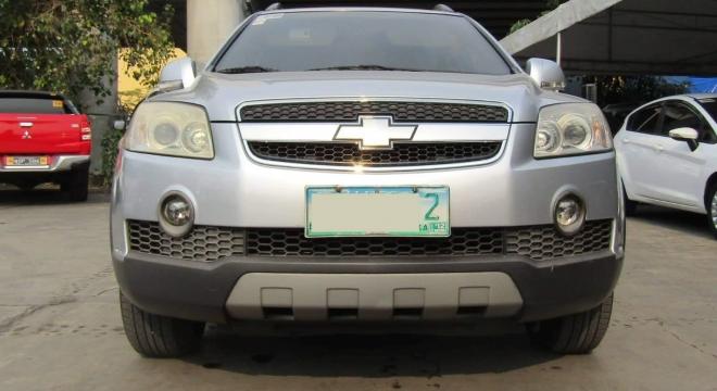 2008 Chevrolet Captiva 2.0L Diesel 4x2 LS