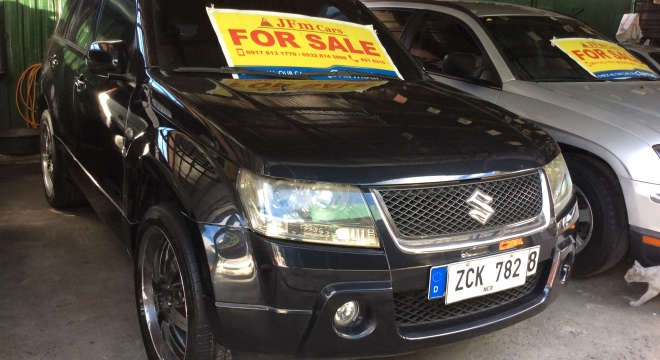 2006 Suzuki Grand Vitara 4x4 AT