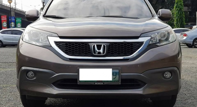2013 Honda CR-V 2.0 S AT