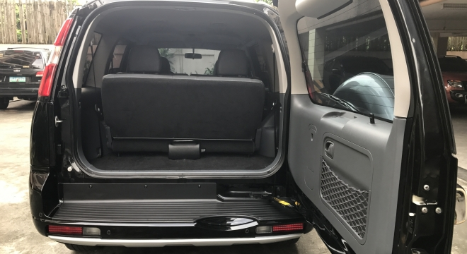2014 Ford Everest 3.0L AT Diesel