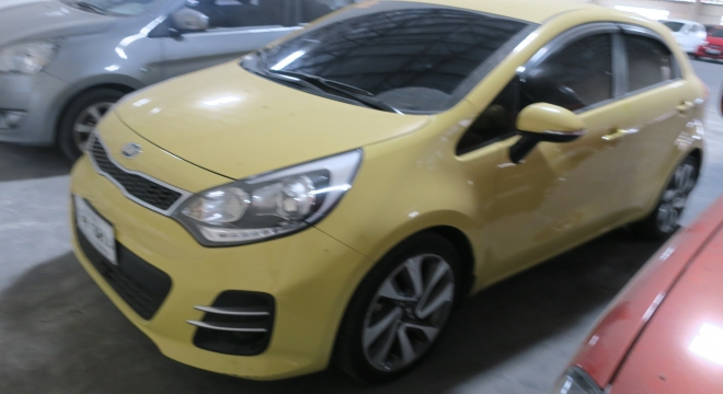 2016 Kia Rio Hatchback 1.4L AT Gasoline