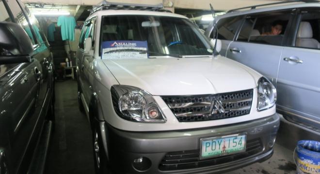 2011 Mitsubishi Adventure GLS Sport