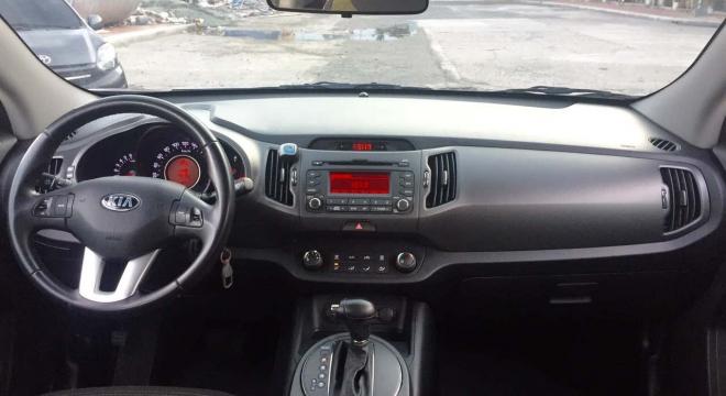 2013 Kia Sportage 2.0 EX AWD
