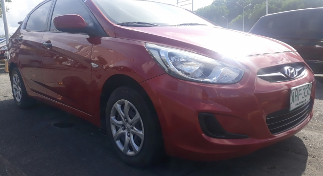 2014 Hyundai Accent 1.4L MT Gasoline