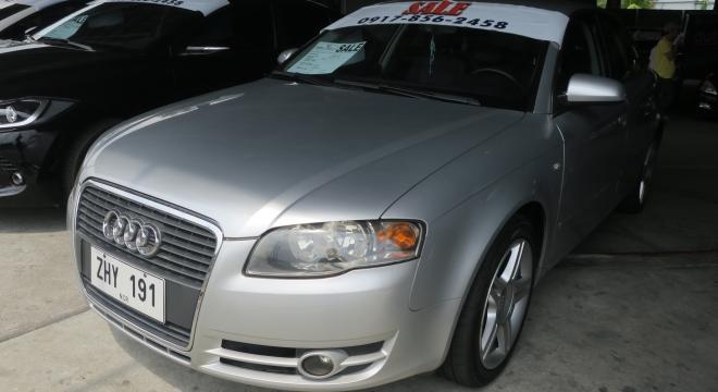 2007 Audi A4 1.8T Multitronic Sedan